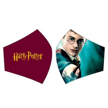 Mascarilla Harry Potter con 4 varita
