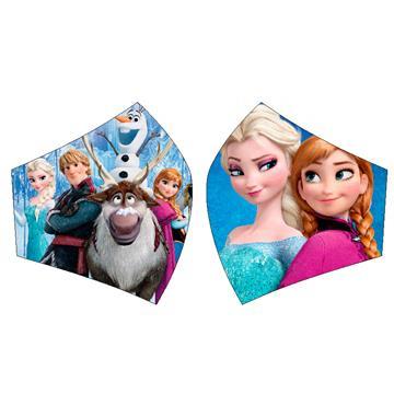Mascarilla Frozen y sus amigos