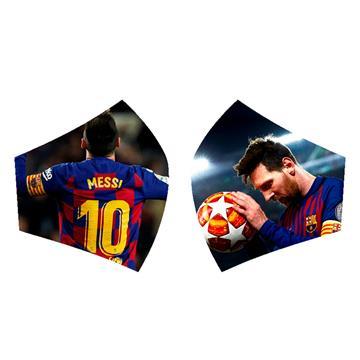 Mascarilla Messi 10