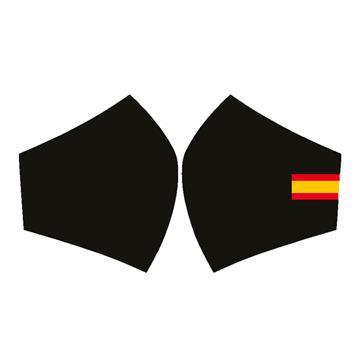 Mascarilla bandera España pequeña