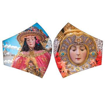Mascarilla Virgen de Rocio