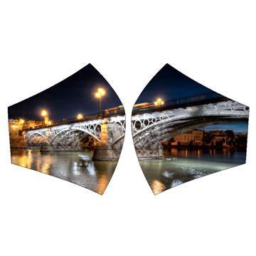 Mascarilla Puente de Triana