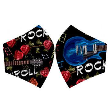 Mascarilla Rock&Roll