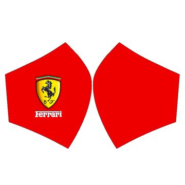 Mascarilla Ferrari