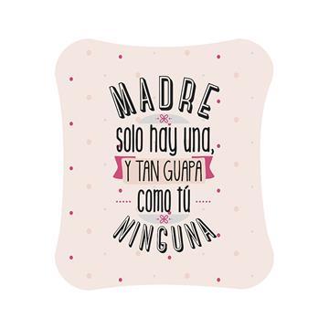 Cojín Frase Día de la Madre 001