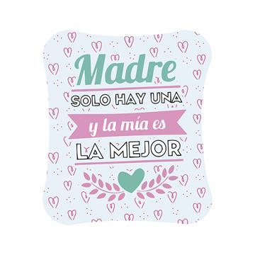 Cojín Frase Día de la Madre 002