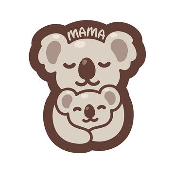 Cojín Koala Mamá